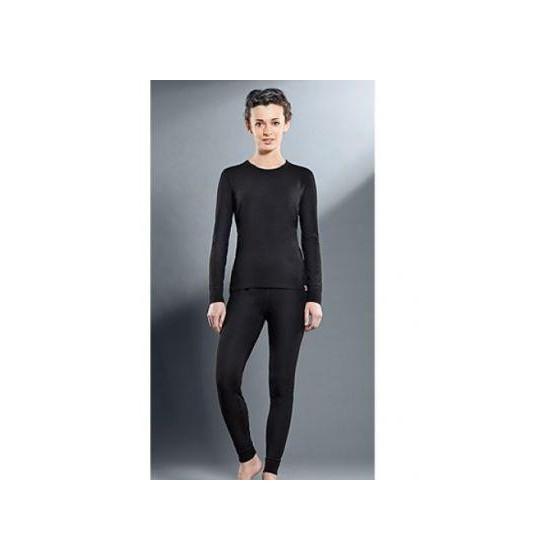 Комплект термобелья для девочек Guahoo: рубашка + лосины (21-0291 S-ВК / 21-0291 P-ВК)