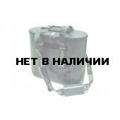 Термосумка Митек ПВХ овал (50х20х31) (серый)