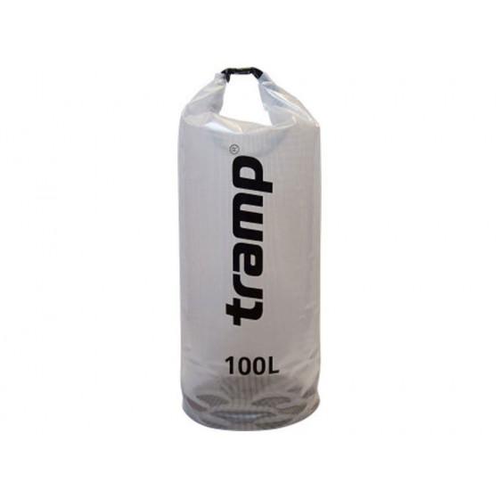 Гермомешок Tramp 100л TRA-109 прозрачный