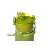 Бутылка силиконовая 700 мл Tramp TRC-094 (оливковый)