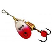 Блесна Mepps Aglia E Red Bright №1 3,5г блистер (CPVB2RG14)