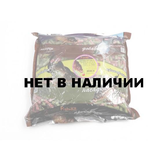 Прикормка Fish.ka Карп-Карась Бисквит, гранулы 8мм 3кг (1884)