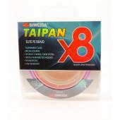 Леска плетеная Siweida Taipan Elite PE Braid X8 135м 0,20мм (11,36кг) мультиколор