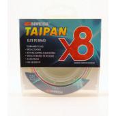 Леска плетеная Siweida Taipan Elite PE Braid X8 135м 0,23мм (13,64кг) мультиколор