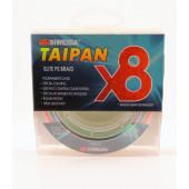 Леска плетеная Siweida Taipan Elite PE Braid X8 135м 0,28мм (18,18кг) мультиколор