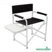 Складное алюминиевое кресло со столиком Green Glade Р139