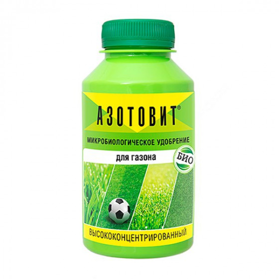 Биоудобрение Азотовит для газона А10555