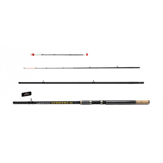 Фидер Namazu Strikers 3,9м (до 180г) композит NS-39180