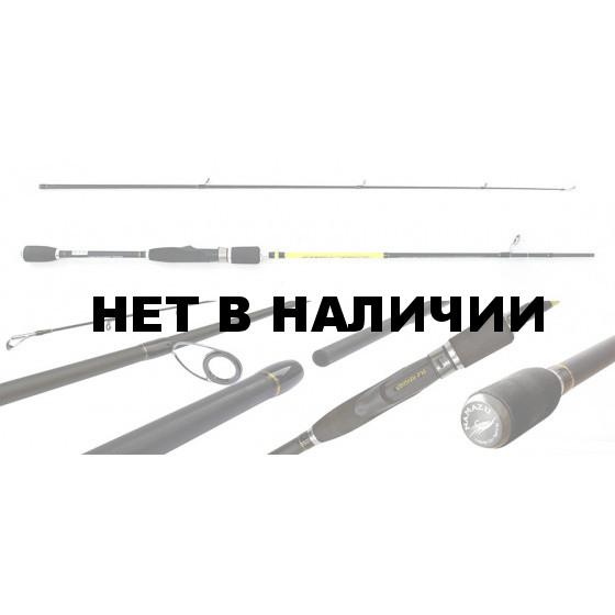 Спиннинг штекерный Namazu Pro Catch-Jack-X 2,1м (5-25г) карбон IM8 NP-CJ-21M