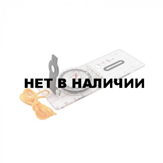 Компас планшетный Следопыт жидкостный с визиром и линейкой PF-TCP-02