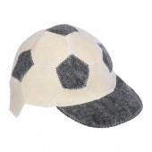 Шапка для бани Hot Pot Футбольный мяч 41271