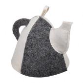 Шапка для бани Hot Pot Чайник комби (войлок) 41207
