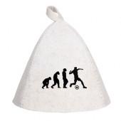 Шапка для бани Hot Pot Эволюция (войлок) 41233