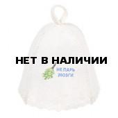 Шапка для бани Hot Pot Не парь мозги (войлок) 41166