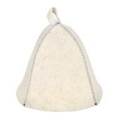 Шапка для бани Hot Pot Классика Цветной зигзаг (войлок) 41162