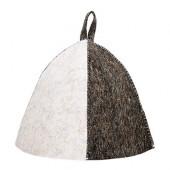 Шапка для бани Hot Pot Комби (войлок) 42012