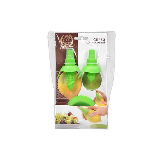 Набор Marmiton Цитрусовый спрей (2 насадки, подставка) 17014