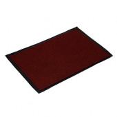 Коврик грязезащитный Vortex 40х60 см красный 22077