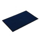 Коврик грязезащитный Vortex 50*80 см синий 22082
