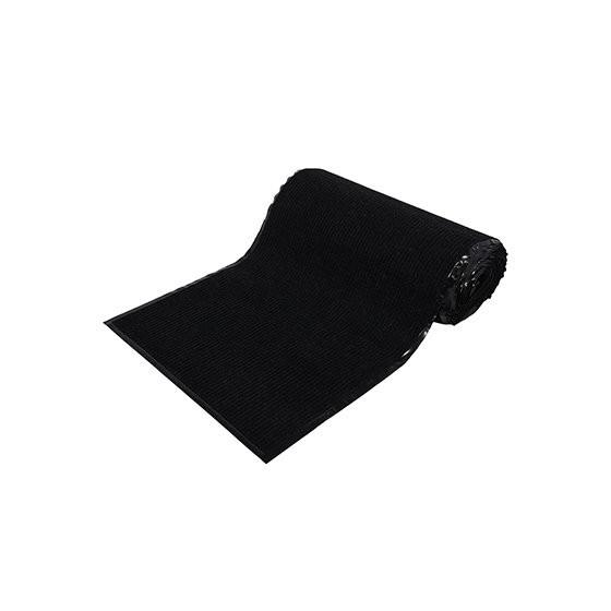 Коврик грязезащитный Vortex 90*1500 см чёрный 22116