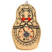 Гигрометр для бани и сауны Банные Штучки Матрёшка 18047