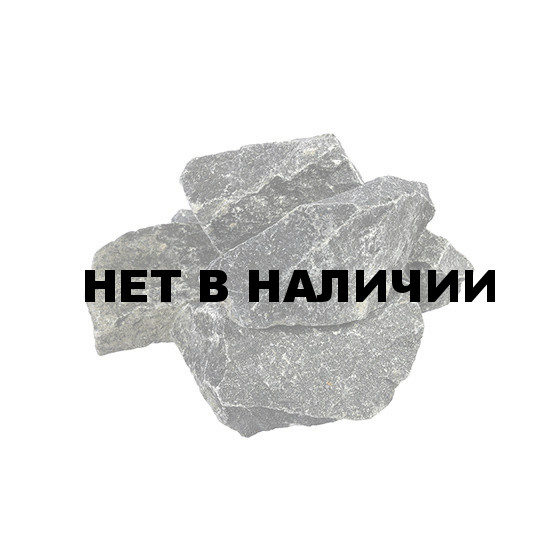 Камень для бани Банные Штучки Габбро-Диабаз колотый 20 кг 3305