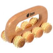Массажёр деревянный универсальный Банные Штучки Вездеход 40054