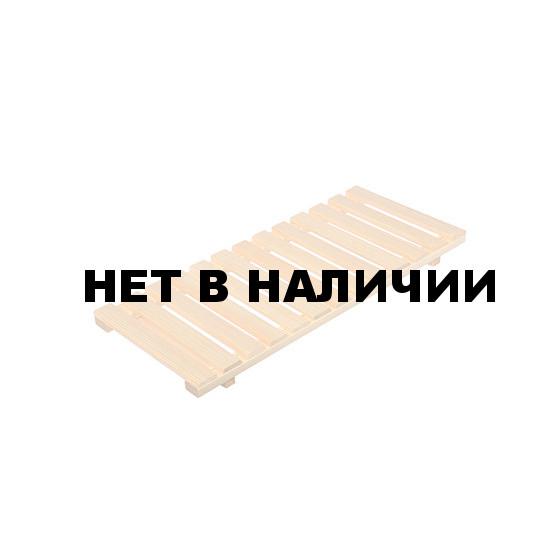 Решетка для ванны Банные Штучки сосна70х30х5 см 32192