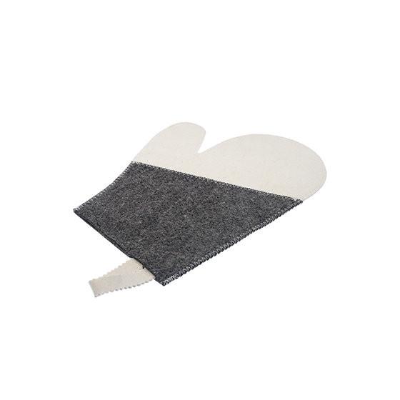 Рукавица для сауны Банные Штучки Комби 41070
