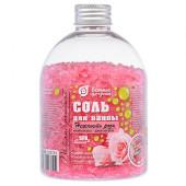 Соль для ванны Банные Штучки Нежность розы 500 г 39126