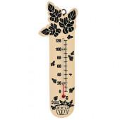 Термометр для бани и сауны Банные Штучки Банный веник 18050