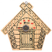 Термометр для бани и сауны Банные Штучки Парилочка 18044