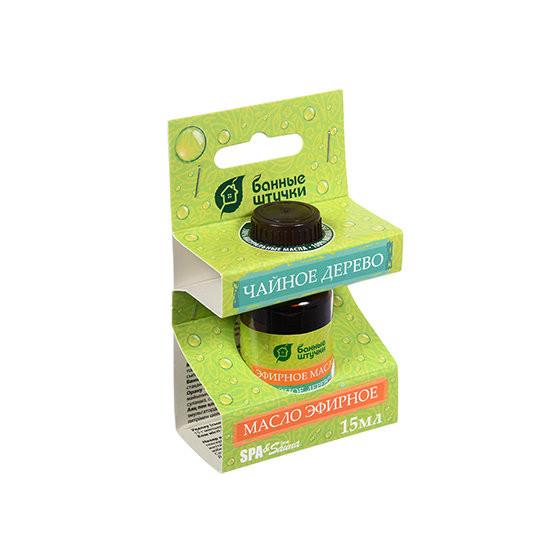 Эфирное масло Банные Штучки Чайное дерево 15 мл 32281