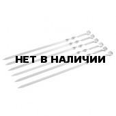 Набор плоских шампуров Boyscout 60 см 6 шт 61370