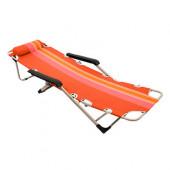 Кресло шезлонг складное Boyscout Orange (сталь) 61175