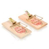 Мышеловка Help деревянная 2 шт 80265