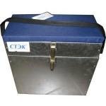 Ящик оцинкованный 2-x cекционный (Стэк)