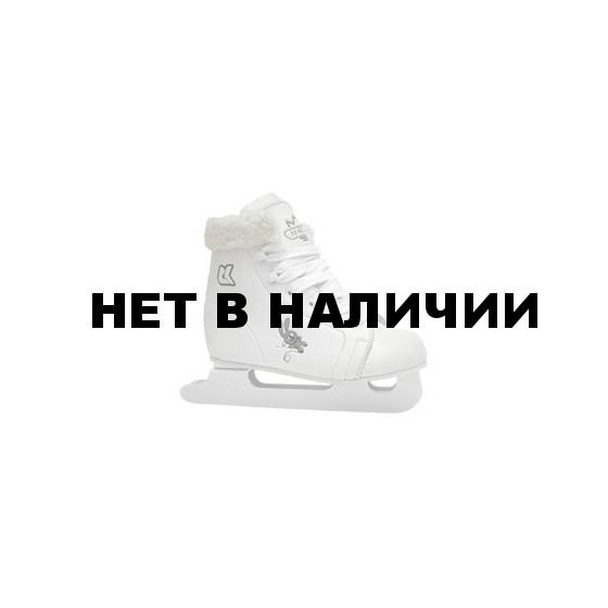 Коньки детские СК Magic White/SG Start White (двойное лезвие)