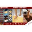 Коврик для ванной Vortex Spa comfort 60х90 см темно-серый 24140