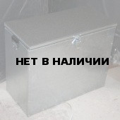 Ящик для зимней рыбалки WinterBox №1 (оцинкованный)