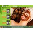 Косметическая маска для лица и тела Банные Штучки Голубая Глина 30 мл 32361