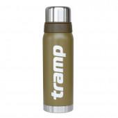Термос Tramp 0,75 л оливковый TRC-031