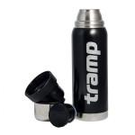 Термос Tramp 0,75 л черный TRC-031