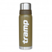 Термос Tramp 0,9 л оливковый TRC-027