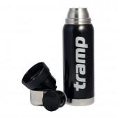 Термос Tramp 0,9 л черный TRC-027