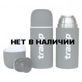Термос Tramp Soft Touch 1,2 л серый TRC-110