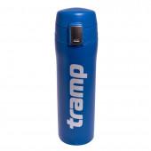 Термос Tramp 0,45 л синий TRC-107