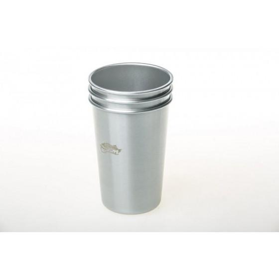 Набор стаканов в чехле Tramp 3 шт 500мл TRC-051