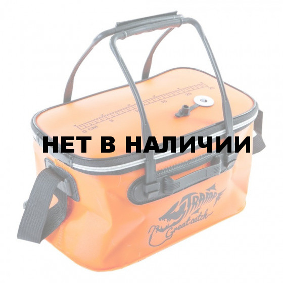 Сумка рыболовная Tramp M оранжевая TRP-030