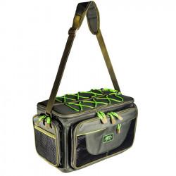 Сумка рыболовная +4 коробки TRP-033